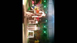 Histeria sonora ao vivo em Candangolândia