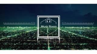 Stevie Wonder & Coolio - Gangsta Paradise (Godlips Remix 2016)
