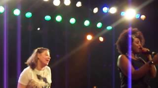 capicua & eva rap diva @ teatro do sesi: maria capaz