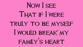 Reflection- Mulan (lyrics)