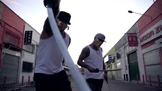 C.Terrible y Shaolin Monkey - 3stan r3ady (prod richie louie) Official Video