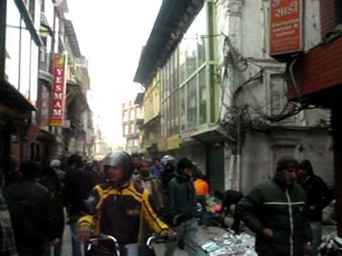 世界遺産 ネパール ダルバール広場とカトマンズの喧噪 kathmandu Nepal
