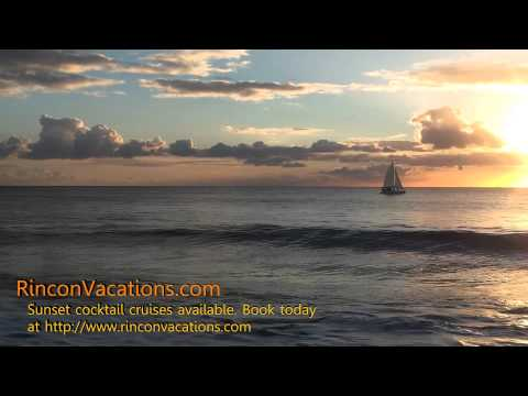 Rinconvacations.com Rincon, Puerto Rico sunset cruise