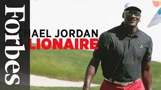 Michael Jordan , Billionaire