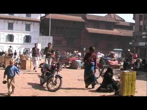 Kathmandu – Durbar Square – by NOMAD.sk