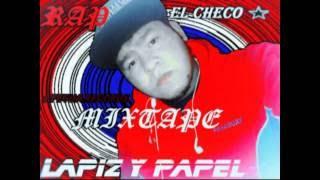 EL CHECO_SOY DE BARRIO (LAPIZ Y PAPEL) RAP PARAGUAYO
