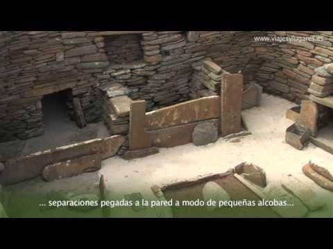Skara Brae • Mainland • Orkney Islands