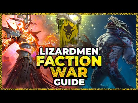 RAID | LIZARDMEN | Full Guide | Stage 21 Auto!