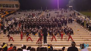 "2017 Grambling State World Famed Tiger Marching Band ""Yearning"""