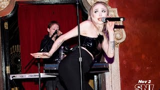 Ivy Levan - Biscuit Live at «School Night»