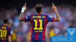 Neymar 2014-2015 Season - Brazil - Barça