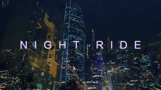 NIGHT RIDE in KUWAIT CITY