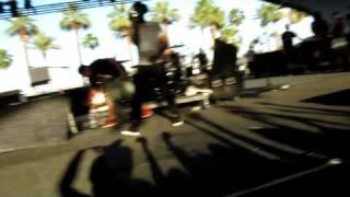 Buraka Som Sistema Live @ Coachella 2009 Finale in HD