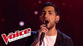 Dilomé - «Savoir Aimer» (Florent Pagny) | The Voice France 2017 | Live