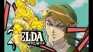 Link uses ZA WARUDO - Jojo's Bizarre Adventure: WILD BREATH Part 9