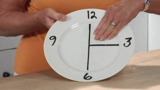 Healthy Eating - Portion Control