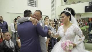 Same Day Edit Casamento Cynthia e Paulo