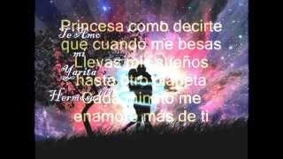 princesa letra