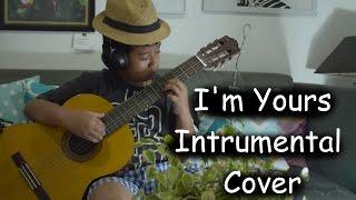 I'm Yours - Jason Mraz (Instrumental Cover)