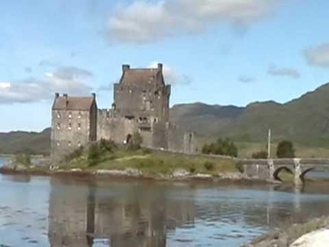 Eilean Donan Castle, Dornie, Scotland 2009