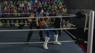 Sting vs Shawn Michaels - THIS MEANS WAR (Remastered)