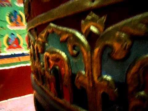 Incredible Nepal: Kathmandu Tibetan Bell ( Drubgon JangChup Choeling Monastery )