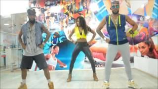 Boogie Boogie - Cha-cha-cha - Zumba - Choreography - Coreografia - Cia Ubithi