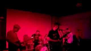 "Jaws live ""Home"" - Birmingham Oobleck 2014"