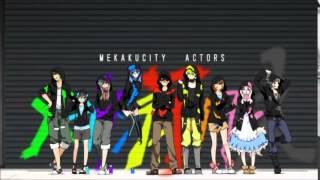 Mekakucity Actor Opening Full - Daze by Jin Feat MARiA