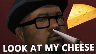 XXXTENTACION - LOOK AT MY CHEESE ft. BIG SMOKE