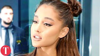 Ariana Grande Slams Pete Davidson For Using Her Name For His Own SNL Fame