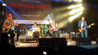M2FT - Foxy Lady (Jimi Hendrix Cover) Live at The Breeze, BSD.