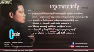 ព្រាប សុវត្ថិ - ស្នេហាអាយុ៧០ថ្ងៃ (Lyric & Chord By Cambodian Music Chord)
