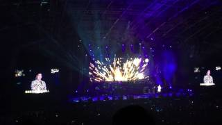 周興哲 - 愛情教會我們的事 @ Arena of Stars 27.5.2017
