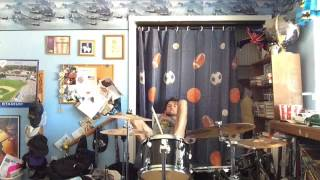 ....Baby One More Time - DRUM COVER