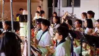 2014/12/06 土城管樂A團 - 土城國小校歌