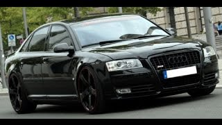 Audi S8 Shows Subaru Impreza Wagon Whos Boss