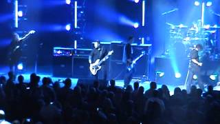 "CREED ""Unforgiven"" Live 2012"