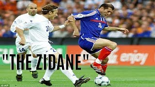 Skills Invented by Football Players ● Zidane Roulette, Ronaldo Chop, Cruyff Turn and More!