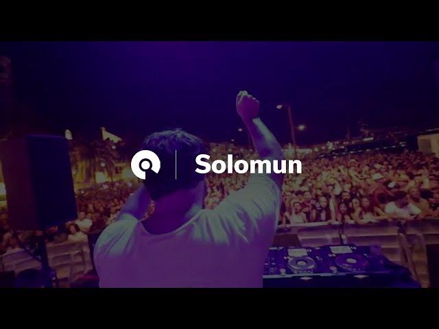 Vídeo de un set de Solomun en Ibiza.