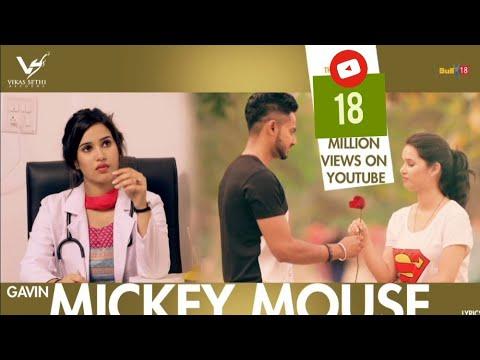 Mickey Mouse Lyrics - Gavin | New Punjabi Song
