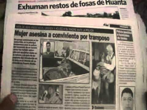 Viaje por Sudamerica di Giacomo Sanesi. (PER). 01808 – rassegna stampa settimana 59
