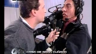 Gran Cuñado - Chacho se escapa con el maletín y la plata