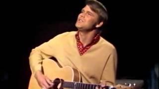 Glen Campbell - If You Go Away (Rare clip)