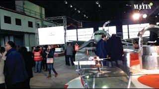 Un hackathon réalisé dans un Boeing 747 signé RAM