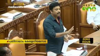Special Assembly session on cattle slaughter ban | K. B. Ganesh Kumar