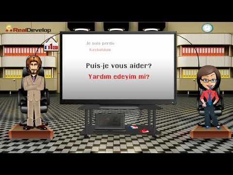 Fransızca öğrenmek sözcük öbekleri kelime 1 Fransızca öğrenmek istiyorum
