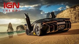 Forza Horizon 3 Revealed, Release Date Announced - IGN News