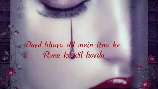 Tujhe Chaha rab se bhi Jyada  Mahi Ve 