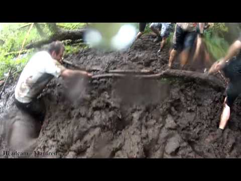 Tough Mudder 2012 Scotland – Thornhill – July 14th